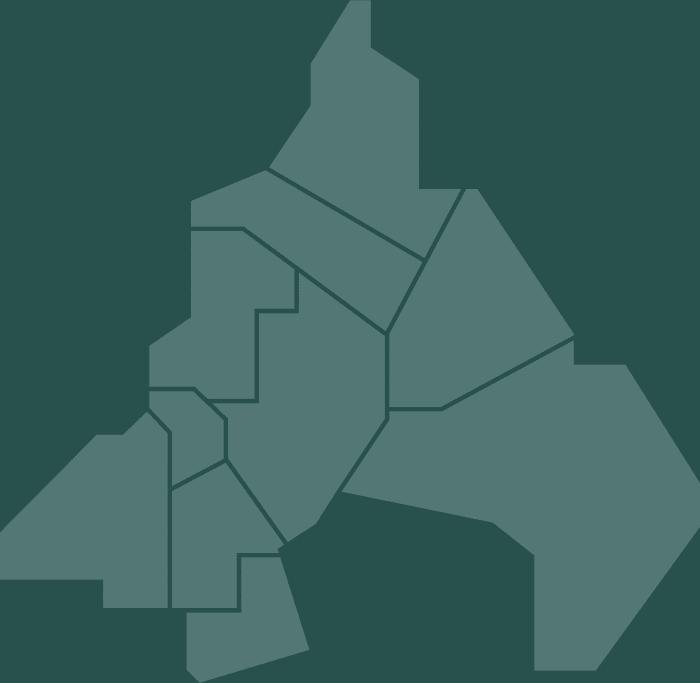 枚方市対応エリアマップ