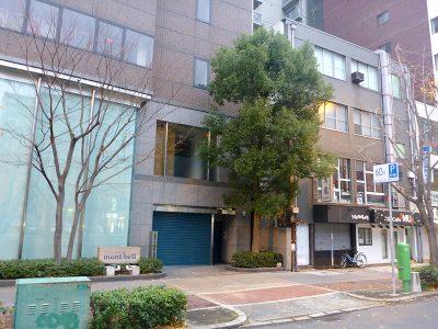 法人ビルの定期的な植栽管理|12月に行う中高木の剪定と施肥 大阪市西区